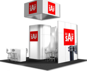 trade show rental booth 20x20