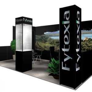 10x20 rental exhibit