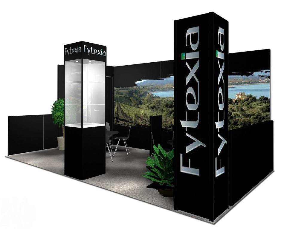 10x20 rental exhibit