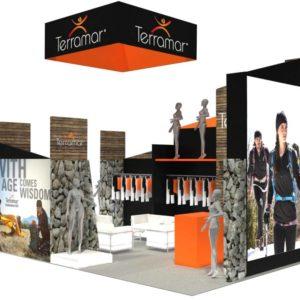 trade show rental exhibit
